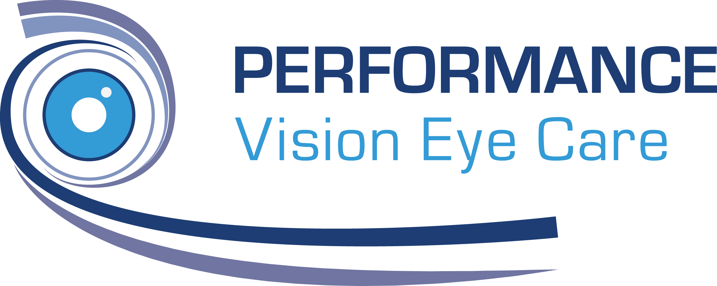 Performance Vision Eye Care logo